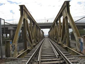 Photo: Ferrocarril Santiago-Cartagena