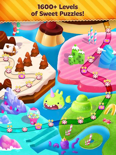 Candy Mania: Sea Monsters screenshot 3
