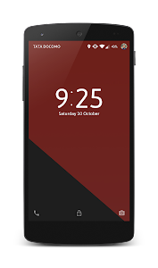 Graced Red CM12/12.1 Theme v1.0