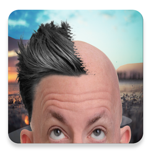 Make Me Bald - Fun Editor