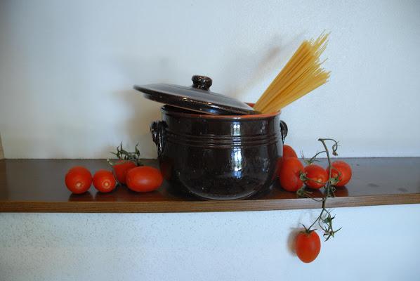 Spaghetti al pomodoro di @7516cc