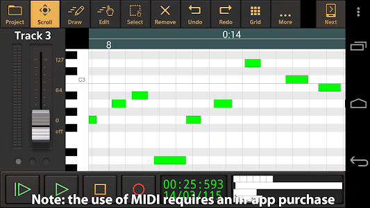 Audio Evolution Mobile Studio v4.3.6