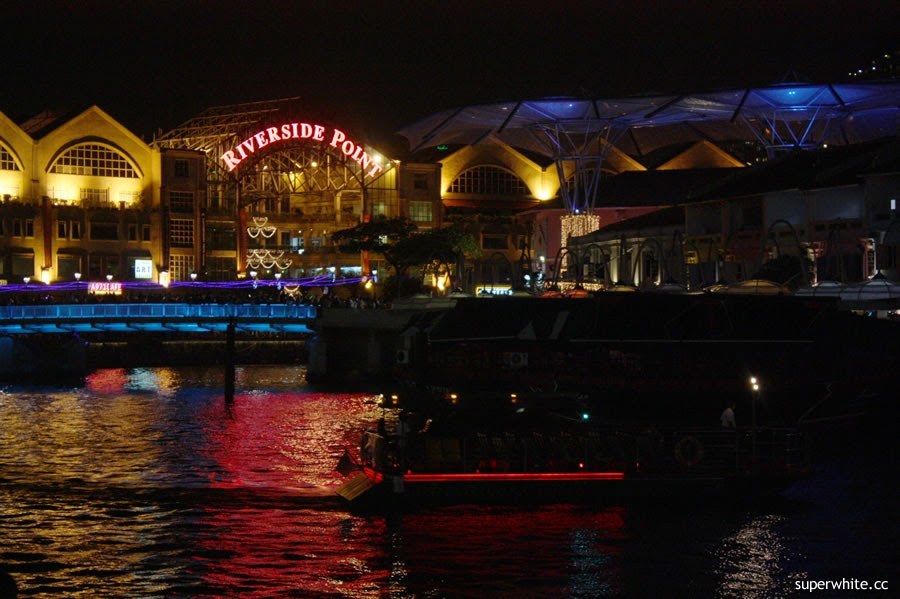 Riverside point