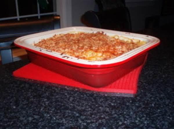 Ziti Noodles
