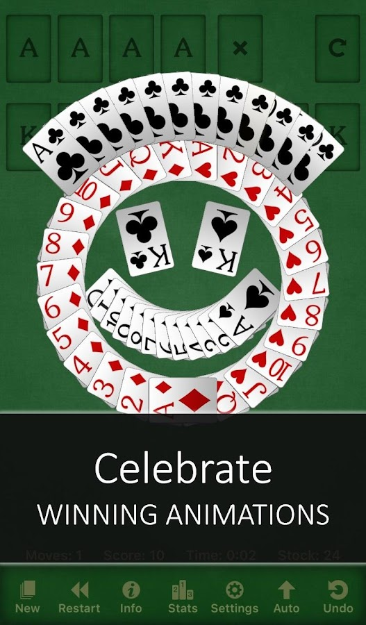 Klondike Solitaire- screenshot