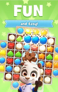 Cookie Jam MOD (Unlimited Coins/Lives) 3