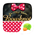 (FREE) GO SMS BOWKNOT THEME v1.0.11 APK Download
