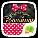 (FREE) GO SMS BOWKNOT THEME icon