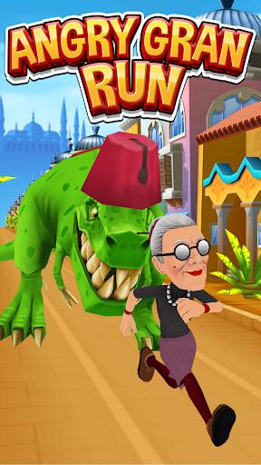 Angry Gran Run - Running Game 1.79.1 screenshots 1