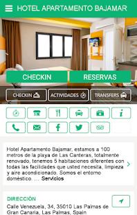Hotel Apartamentos Bajamar - náhled