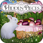Hidden Pieces Egg Hunt
