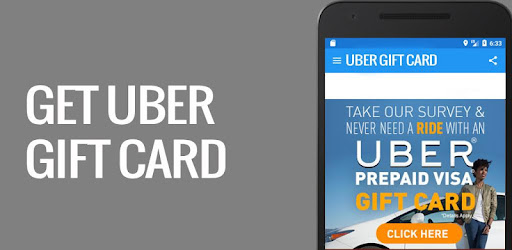 Android/PC/Windows的Gift Card Uber (apk) 应用 免費下載 screenshot
