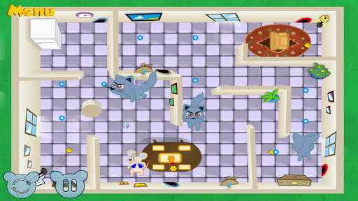 Tom Maze and Jerry Escape 2.0 screenshots 4