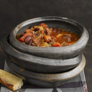 Spicy Beef Stew.