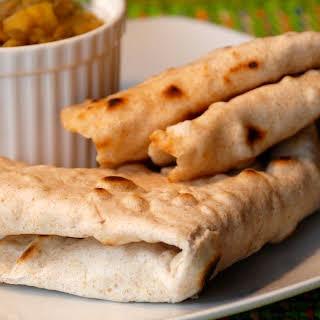 West Indian-Style Roti (Flatbread).