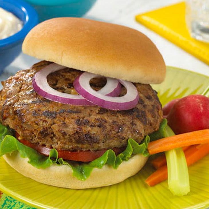 Lisa'S Awesome Burgers Recipe