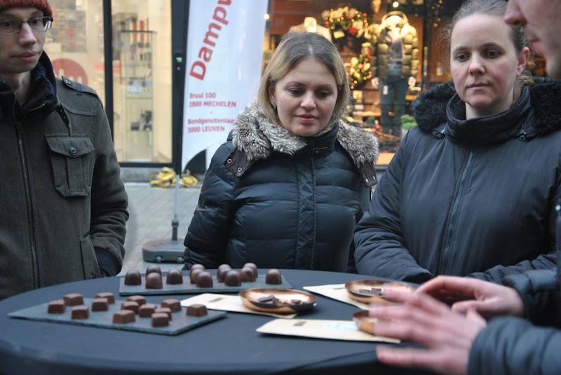 Etex Chocoladewandeling  21/12