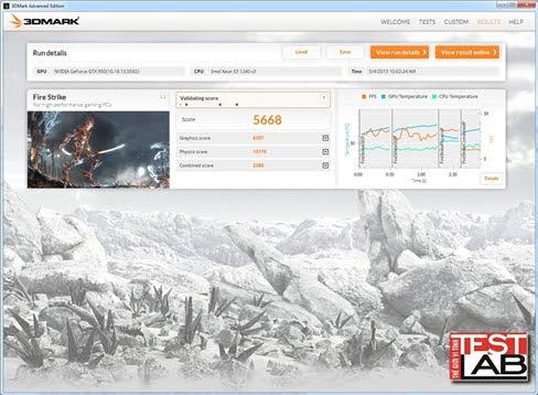 Palit GTX 950 Storm Dual X 2GB