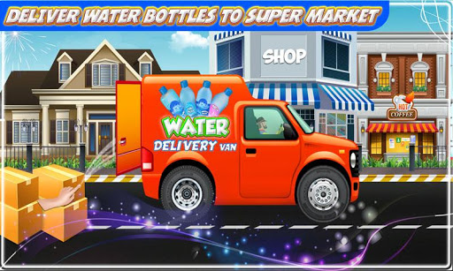 Mineral Water Factory: Pure Water Bottle Games 1.0 screenshots 7