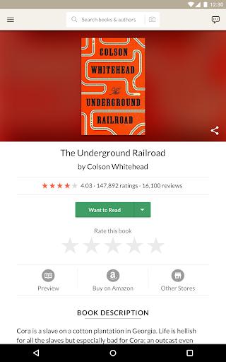 Goodreads screenshot 10