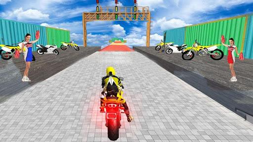 Impossible Bike Track Motor Racing 3D 1.0 screenshots 3