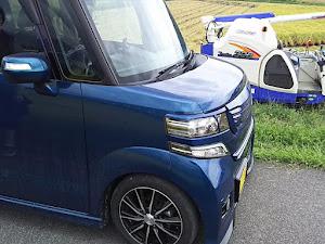 Nボックスカスタム JF1 H25年式・青箱のカスタム事例画像 Nちびさんの2018年09月17日17:23の投稿