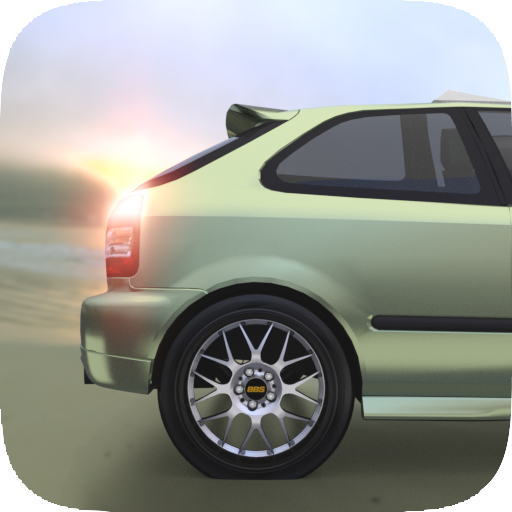 Civic Drift Simulator