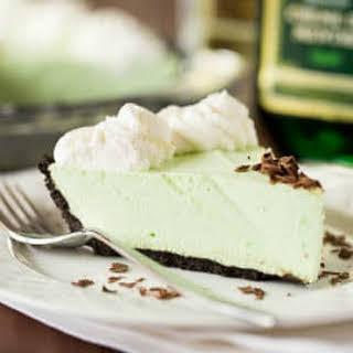 Grasshopper Pie.