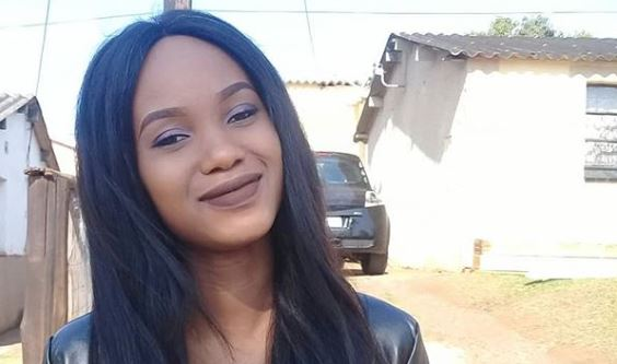 Lockdown actress Nandipha Sefoloko will give birth at the end of the year.