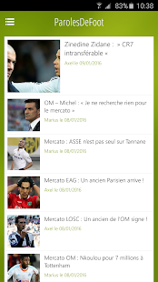 Mercato / Actu Foot - PDF- screenshot thumbnail