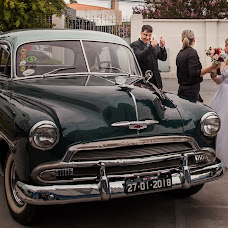 Wedding photographer Daniel Festa (dffotografias). Photo of 03.02.2018