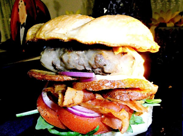 Big Daddy's Meat & Taters Burger Recipe