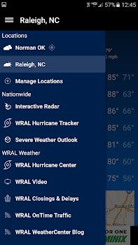 WRAL Weather Alert