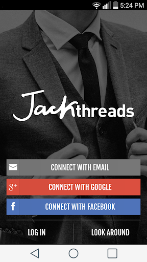 JackThreads: Shopping for Guys