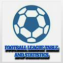 All Football League Table And Statistics icon