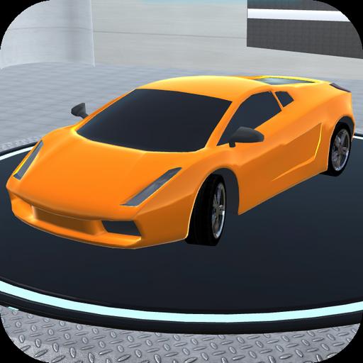 公路赛车3D 賽車遊戲 App LOGO-APP試玩