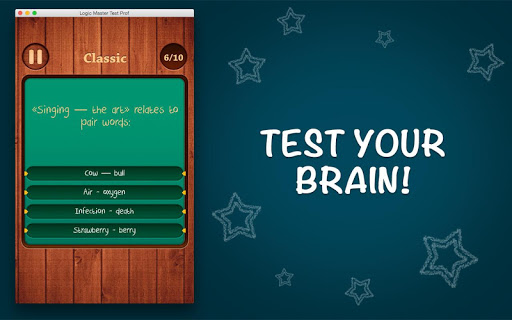 Logic Master Test
