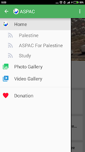 ASPAC Palestine- screenshot thumbnail