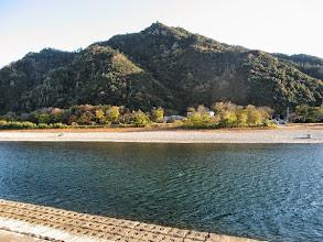 Photo: 清流長良川と金華山と岐阜城03