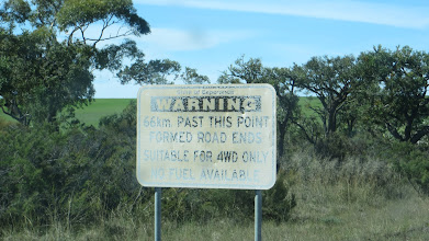 Photo: Time for a new sign