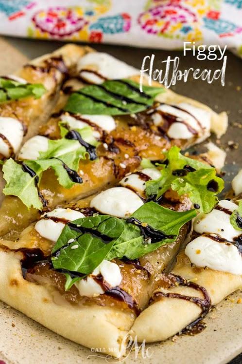 Figgy Flatbread Recipe