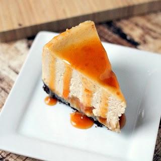 Slow Cooker Caramel Macchiato Cheesecake.