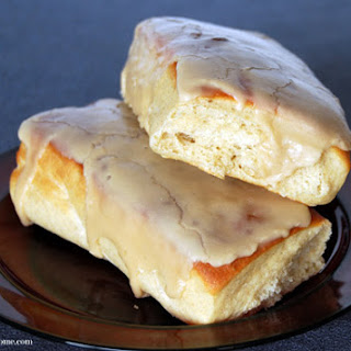 Baked Maple Bars {dairy free}