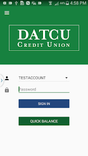 DATCU Mobile Banking- screenshot thumbnail