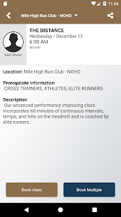 Mile High Run Club - náhled