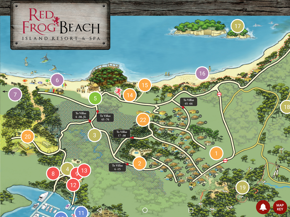 Red Frog Beach Island Resort Certified For Its: Android Apps On Google Play