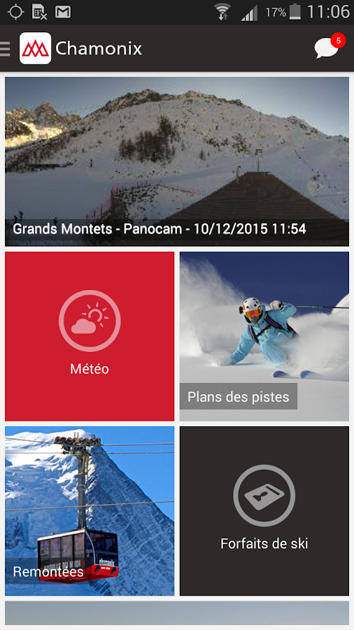 Chamonix – Screenshot