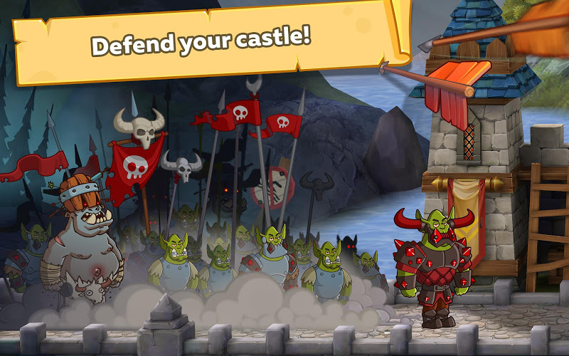 Hustle Castle: Fantasy Kingdom Screenshot 9