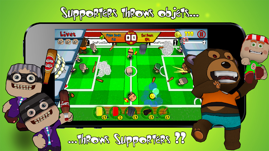 Survival Match Football gratis: miniatura de captura de pantalla