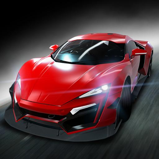 4-wheel Furious Race